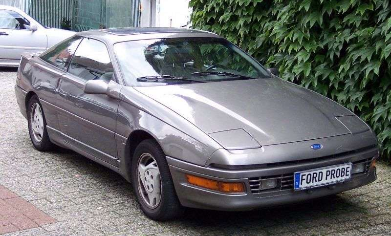 Ford Probe 1st generation coupe 3.0 MT (1988–1993)