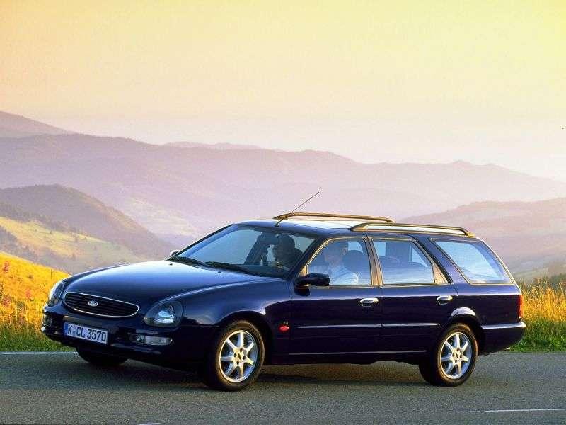 Ford Scorpio 2nd generation Turnier wagon 2.5 TD MT (1994–1998)