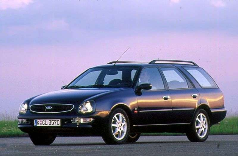 Ford Scorpio 2nd generation Turnier wagon 2.9 Cosworth AT (1994–1998)