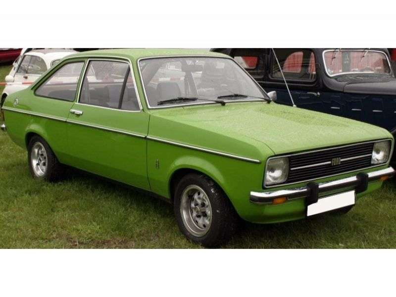 Ford Escort 2nd generation coupe 2 bit. 1.6 Sport MT (1974–1979)