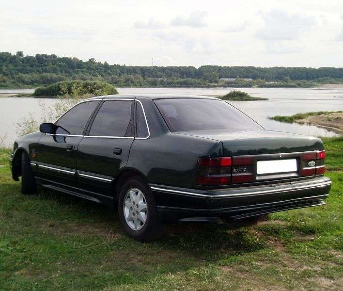 Ford Scorpio 1st generation [restyling] 4 door sedan 2.9 MT 4x4 (1992–1994)