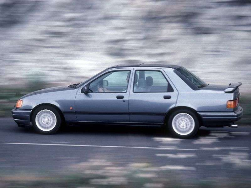 Ford Sierra 1st generation [restyled] sedan 2.0 AT (1987–1993)