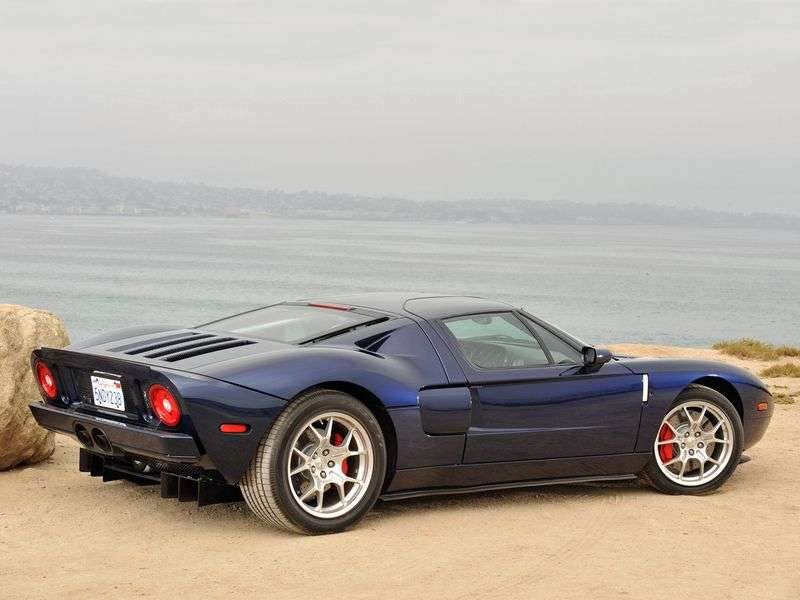 Ford GT 1st generation coupe 5.4i MT (2004 – N)