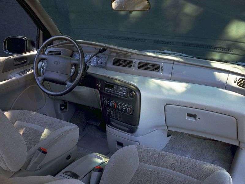 Ford Windstar 1st generation minivan 3.8 AT (1999–2003)