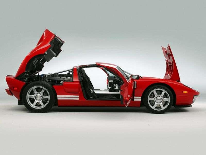 Ford GT coupe 1.generacji 5.4i MT (2005 obecnie)