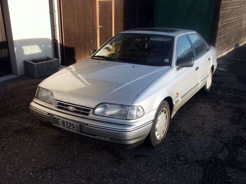 Ford Scorpio 1st generation [restyled] hatchback 2.4 AT (1992–1994)