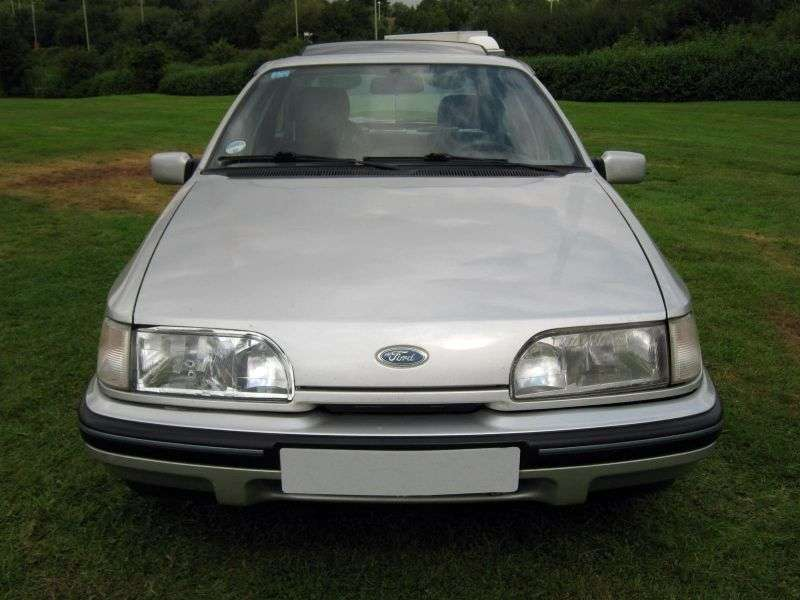 Ford Sierra 1st generation [restyling] 5 bit hatchback 2.9 MT (1987–1993)
