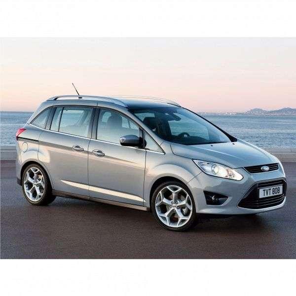 Ford Grand C Max 1st generation minivan 2.0 TDCi PowerShift Trend (2010 – n.)