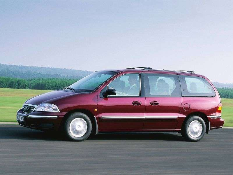 Ford Windstar 2nd generation minivan 3.0 AT (2001–2003)