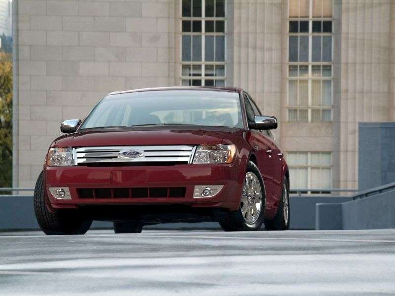 Ford Taurus 5th generation sedan 3.5 AT AWD (2008–2009)