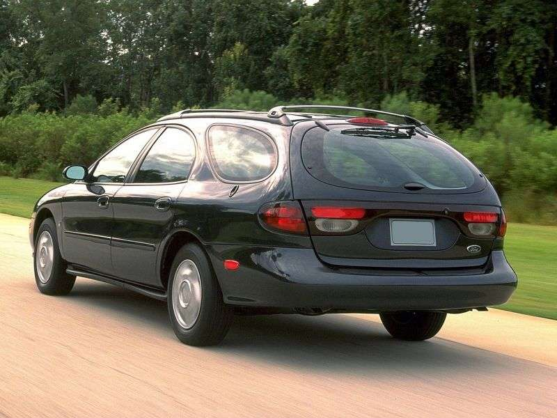 Ford Taurus 3rd generation wagon 3.0 AT (1997–1999)