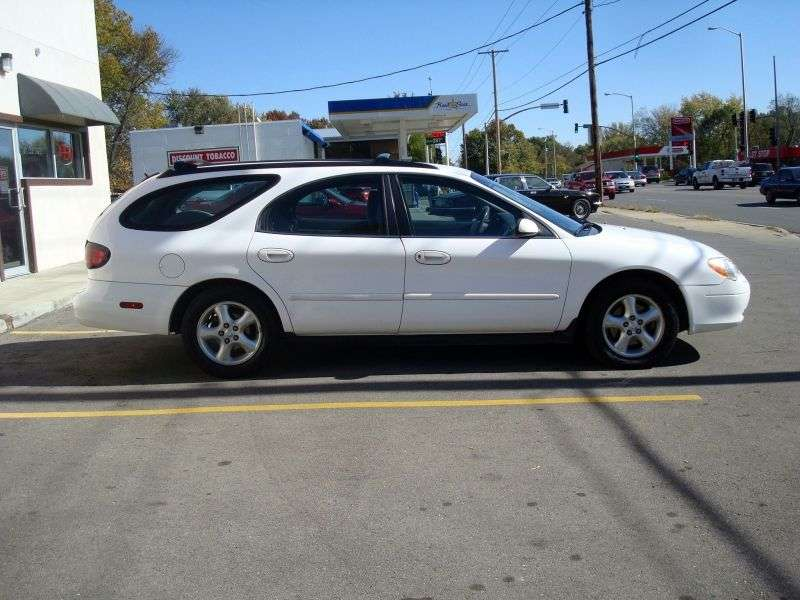 Ford Taurus 4th generation wagon 3.0 AT (2000–2003)