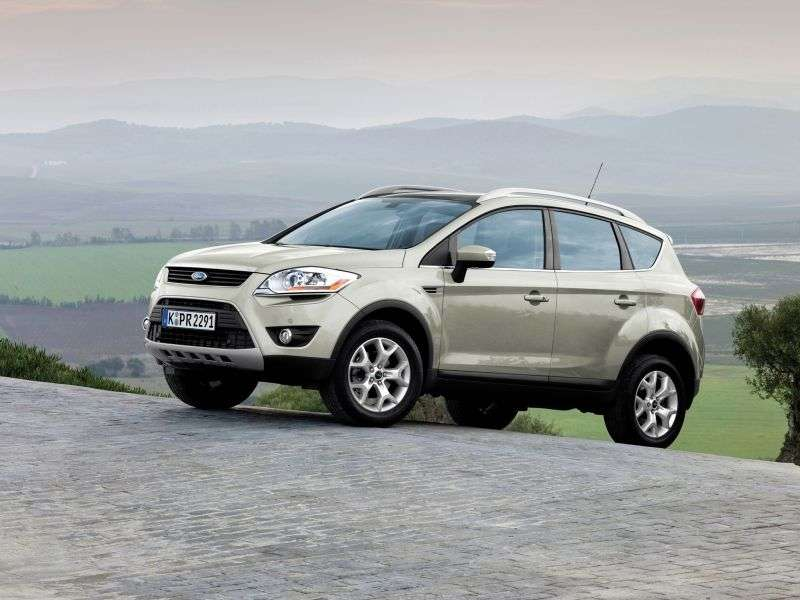 Ford Kuga 1st Generation Crossover 2.5 DuraShift AWD (2009–2011)