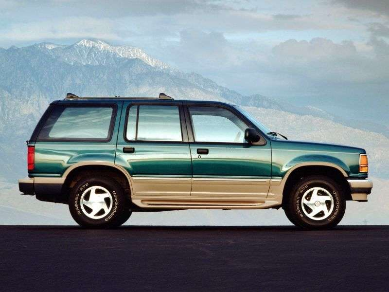 Ford Explorer 1st generation SUV 5 bit 4.0 AT 4x4 (1990–1995)