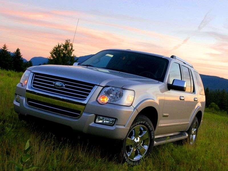 Ford Explorer 4 generation SUV 4.0 AT 4x4 (2006–2010)