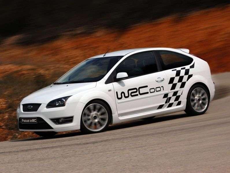 Ford Focus 2nd generation WRC S Edition hatchback 3 dv. 2.0 TDCi MT (2007–2007)
