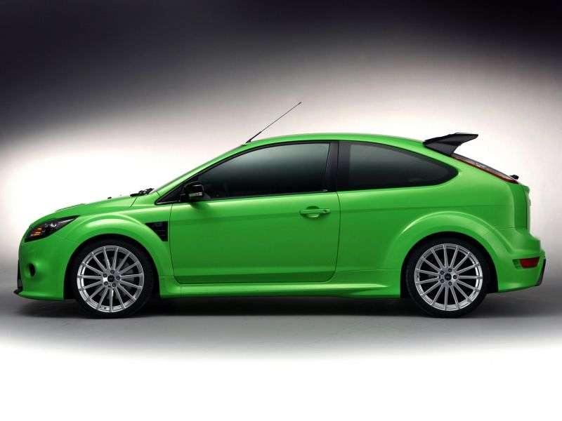 Ford Focus 2nd generation [restyling] RS hatchback 3 dv. 2.5 MT (2009–2010)