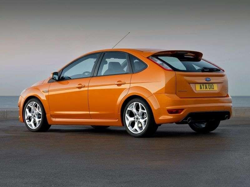 Ford Focus 2nd generation [restyling] ST hatchback 5 dv. 2.5 MT (2008–2011)