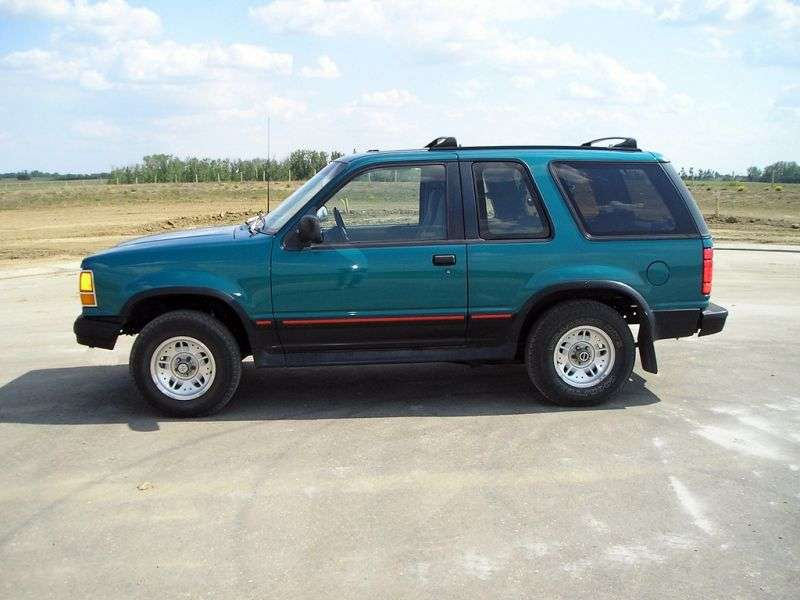 Ford Explorer 1 generation Sport SUV 3 dv. 4.0 MT 4x4 (1990–1994)