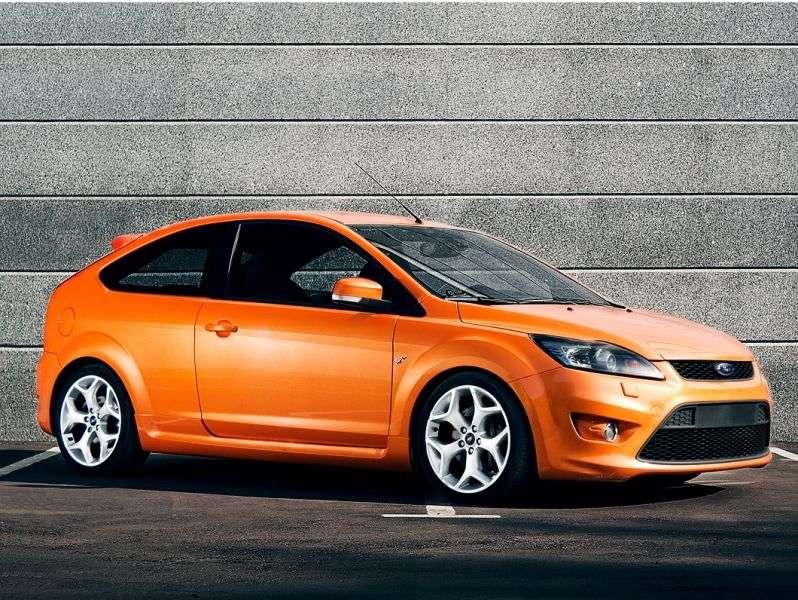 Ford Focus 2 generation [restyling] ST hatchback 3 dv. 2.5 MT (2008–2011)