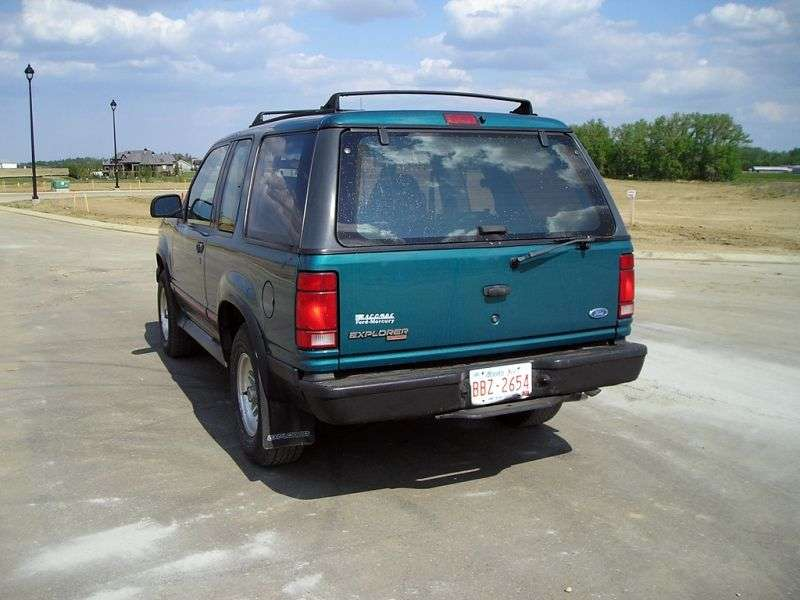 Ford Explorer 1 generation Sport SUV 3 dv. 4.0 AT (1990–1994)
