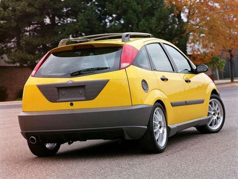 Ford Focus 1st generation [restyling] ST hatchback 5 dv. 2.0 MT (2002–2004)