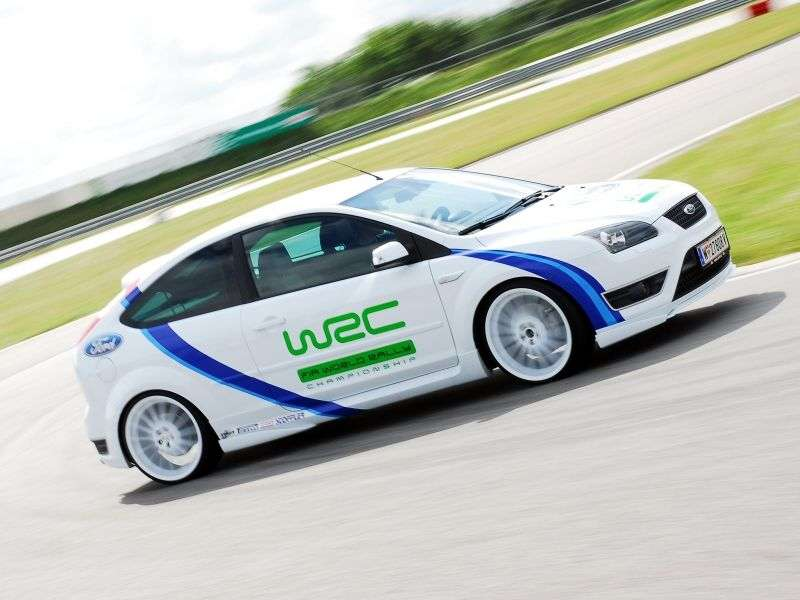 Ford Focus 2 generation ST WRC Edition hatchback 3 dv. 2.5 MT (2007–2007)
