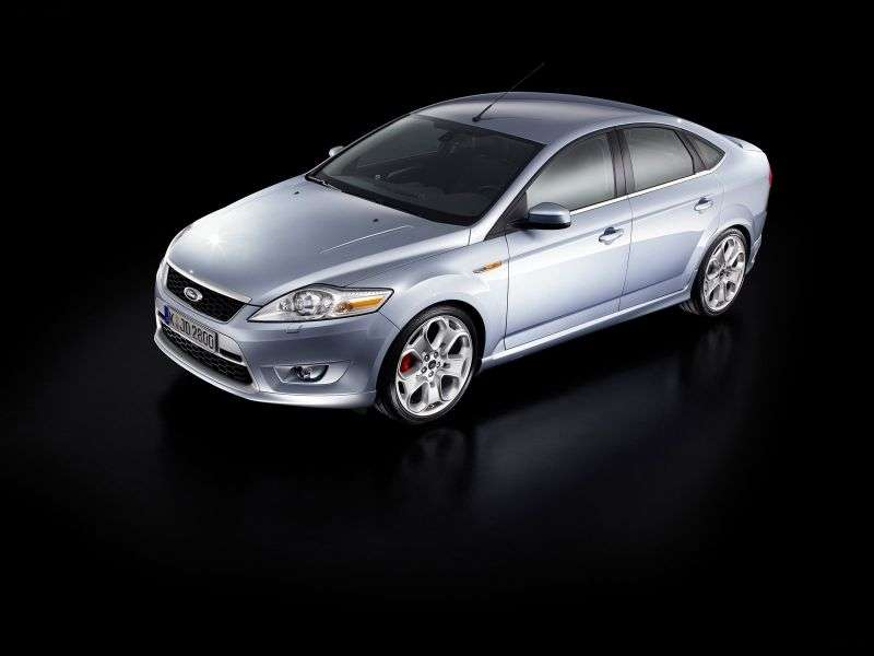 Ford Mondeo 4th generation sedan 2.3 DurashiftAT (2007–2010)