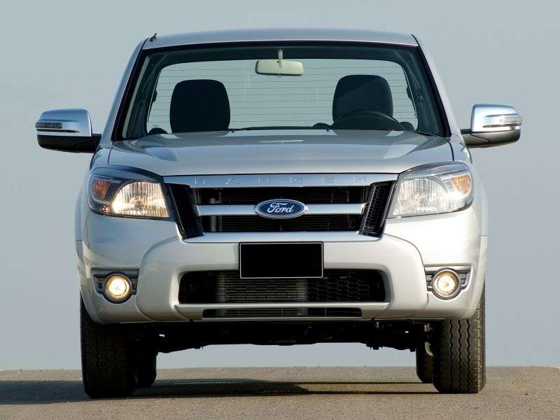 Ford Ranger 4th generation Rap Cab pick up 2 bit. 3.0 TD MT XLT (2009–2011)