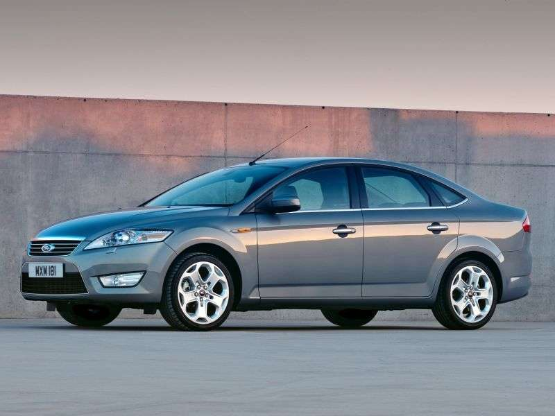 Ford Mondeo 4th generation sedan 2.5 T DurashiftMT (2007–2010)