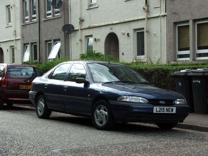 Ford Mondeo 1st generation hatchback 1.8 MT (1994–1996)