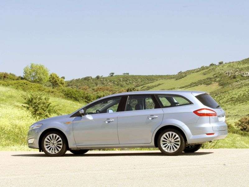 Ford Mondeo 4th generation wagon 2.3 DurashiftAT (2007–2010)