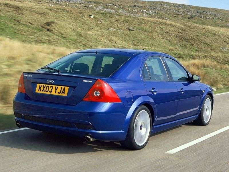 Ford Mondeo 3 generation hatchback 1.8 MT (2000–2005)