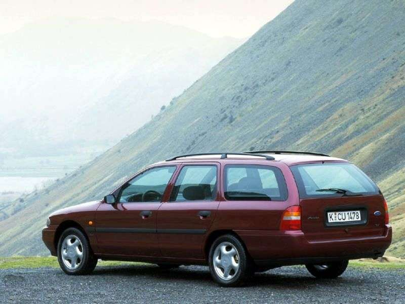 Ford Mondeo 1st generation wagon 1.8 MT (1993–1996)