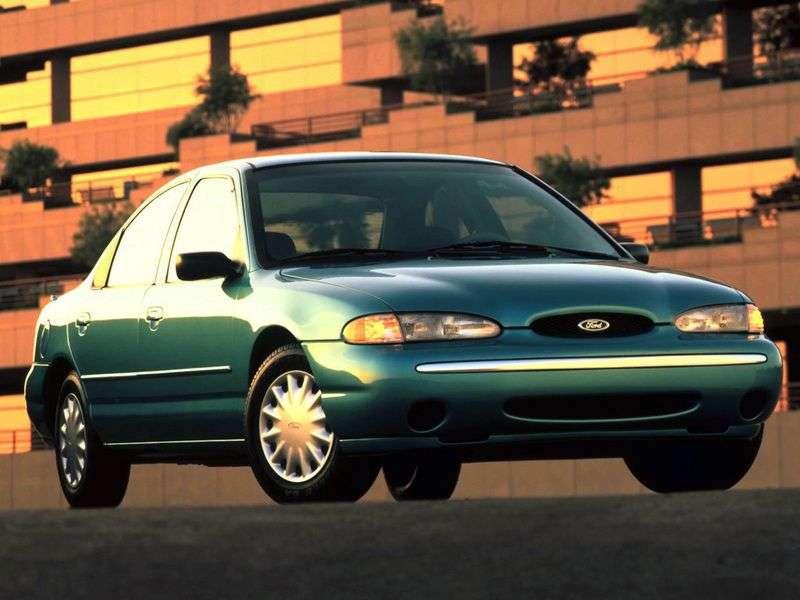 Ford Contour 1st generation 2.5i MT GL sedan (1995–1997)