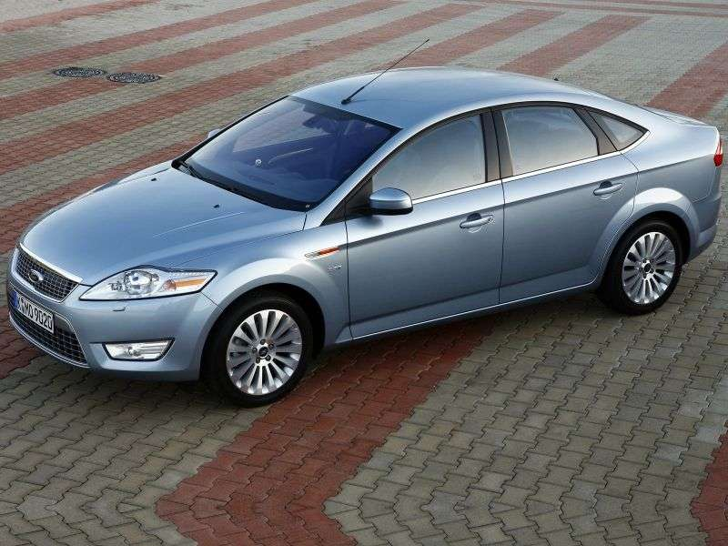Ford Mondeo 4th generation hatchback 1.8 TDCi MT (2007–2010)