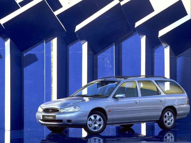 Ford Mondeo 2nd generation wagon 2.5 MT (1996–2000)