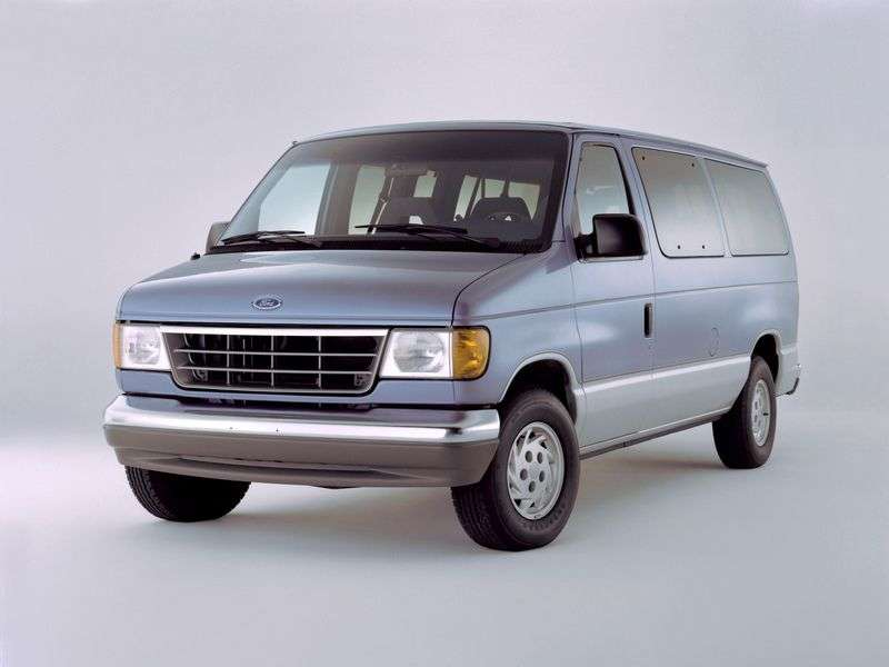 Ford E series 4th generation Minibus 5.4i AT XLT (1992–1999)