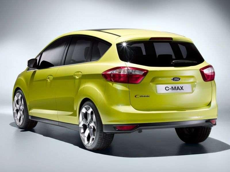 Ford C Max 2nd generation minivan 2.0 TDCi DPF MT (2012 – n.)
