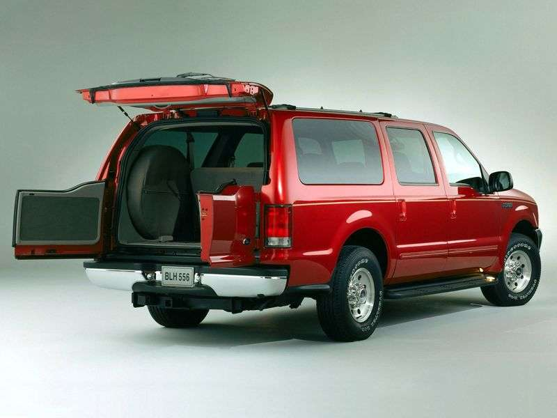 Ford Excursion 1st generation SUV 5.4 AT (1999–2005)