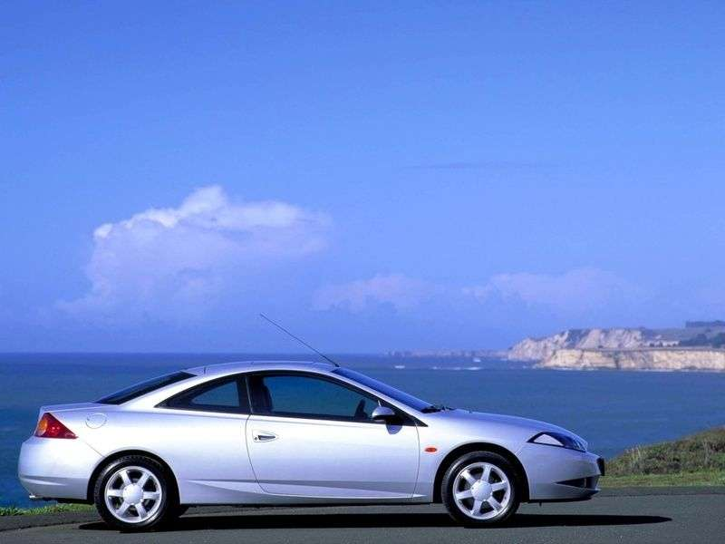 Ford Cougar 9 generation coupe 2.5i MT ST200 (2000–2002)