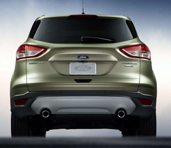 Ford Escape 3 generation crossover 2.0 EcoBoost AT 4WD (2012 – n.)
