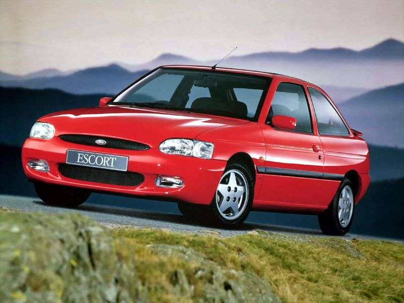Ford Escort 6 generation hatchback 3 dv. 1.8 TD MT (1996–2000)
