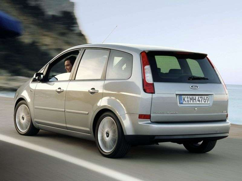 Ford C Max 1st generation minivan 1.8 MT (2003–2007)