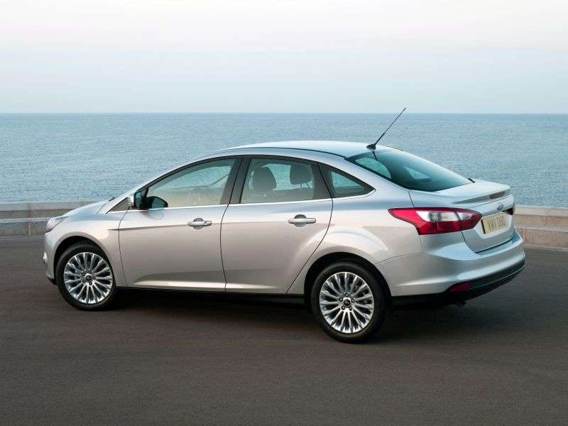 Ford Focus 3rd generation sedan 1.6 PowerShift Trend (2013) (2011 – present)