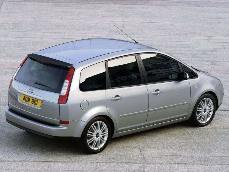 Ford C Max 1st generation minivan 2.0 AT (2003–2007)
