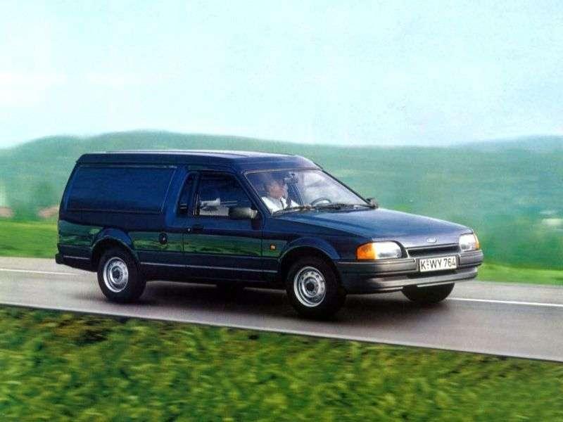 Ford Escort 4 generation Express van 1.4 MT 55 (1988–1990)