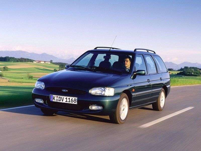 Ford Escort 6th generation 1.6 MT wagon (1995 2000)