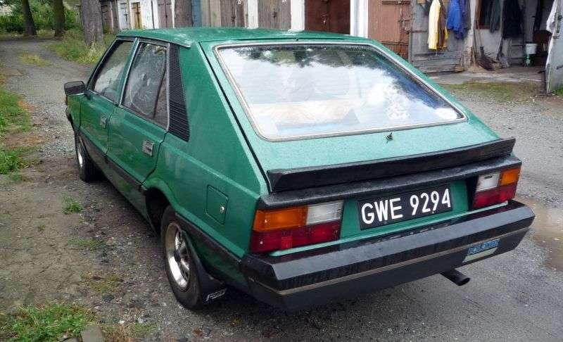 FSO Polonez 1st generation hatchback 1.3 D MT (1978–1986)