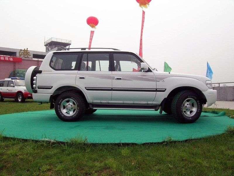 Fuqi 6500 Land King 1st generation SUV 3.0 MT (2007 – n.)